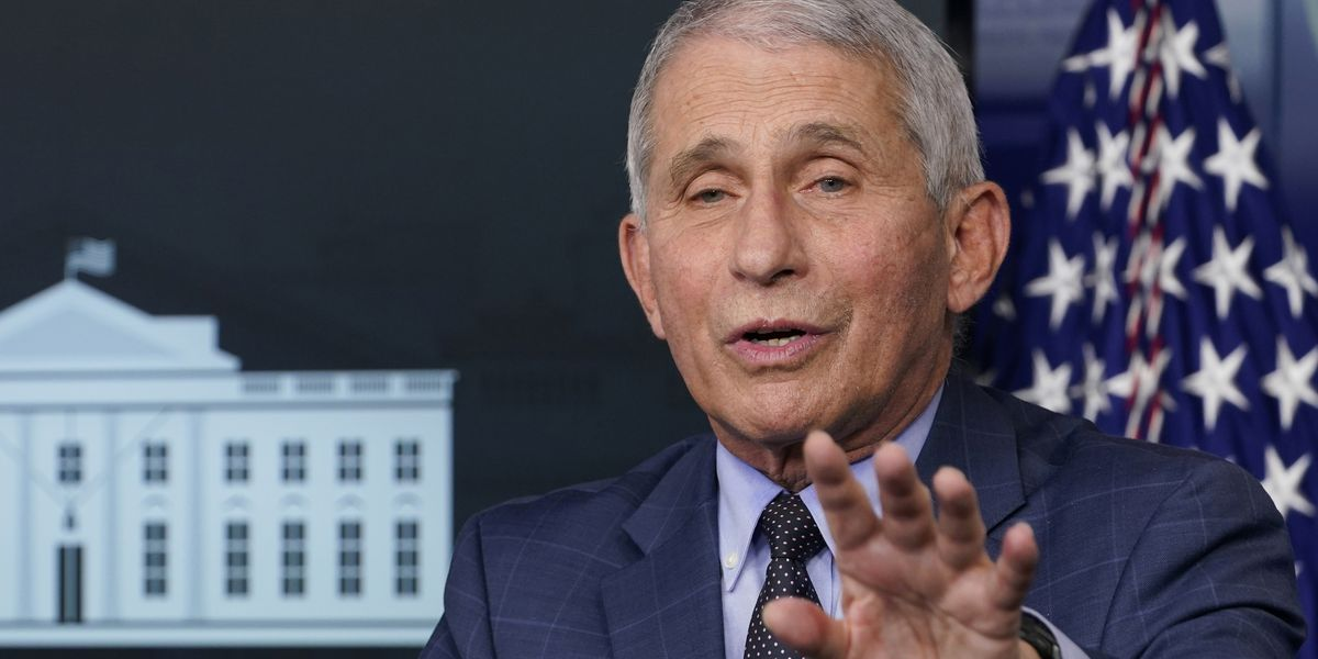 Dr. Fauci among UNC-Chapel Hill's spring commencement speakers