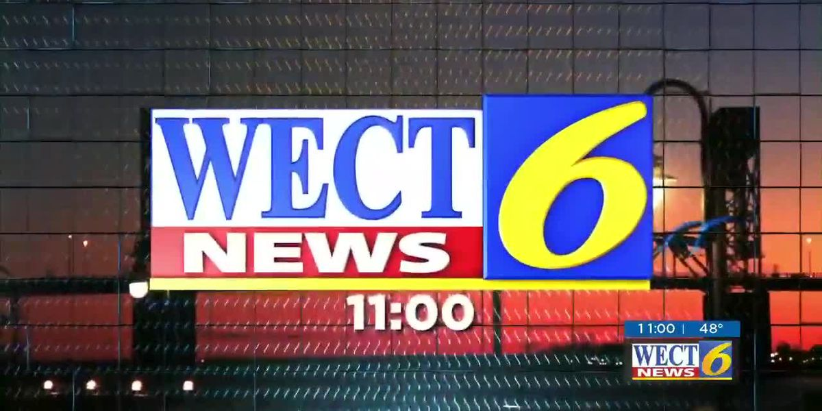WECT News at 11pm: Friday Edition - Part 1