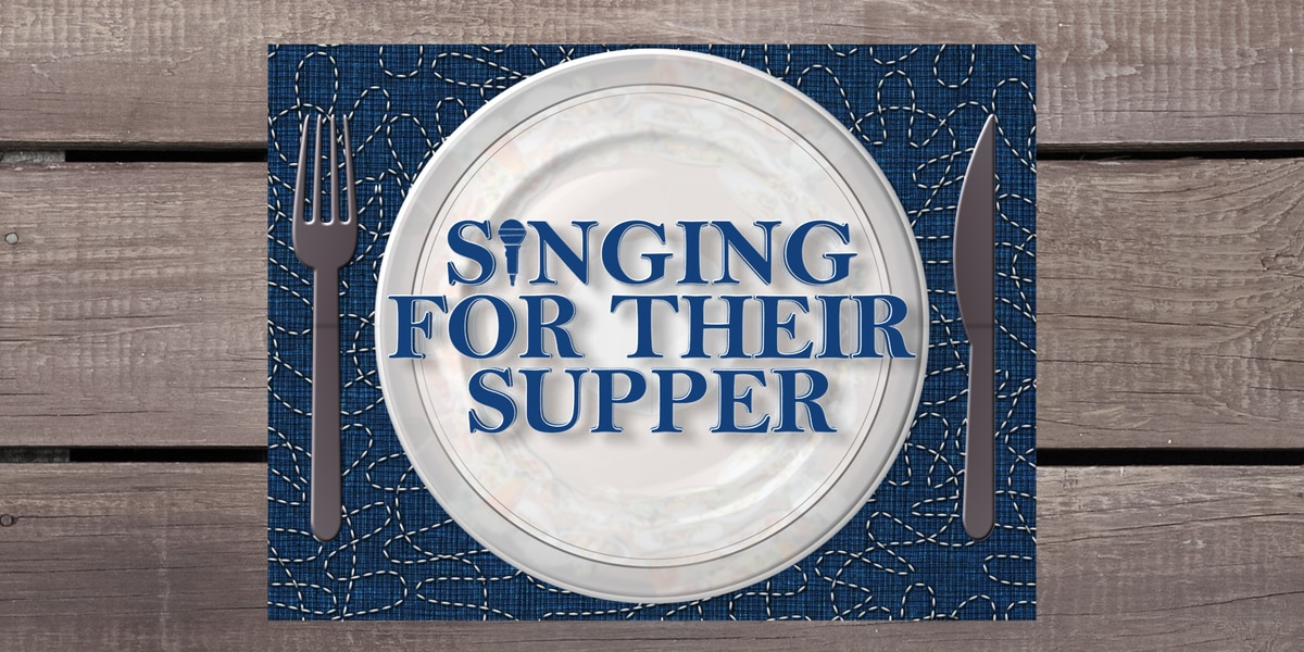 Singing for Their Supper: raising money to feed your neighbors