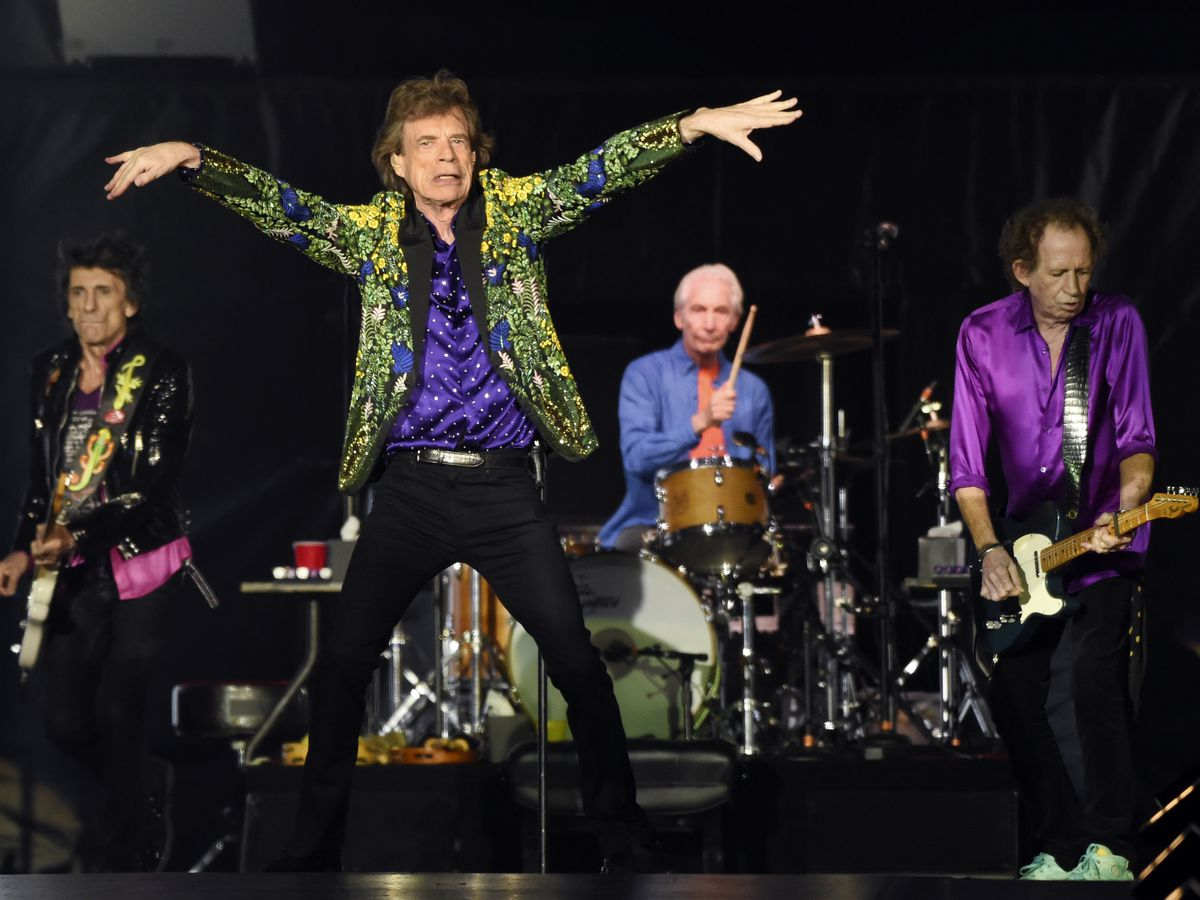 Rolling Stones returns to North America for 15-city tour, including Charlotte