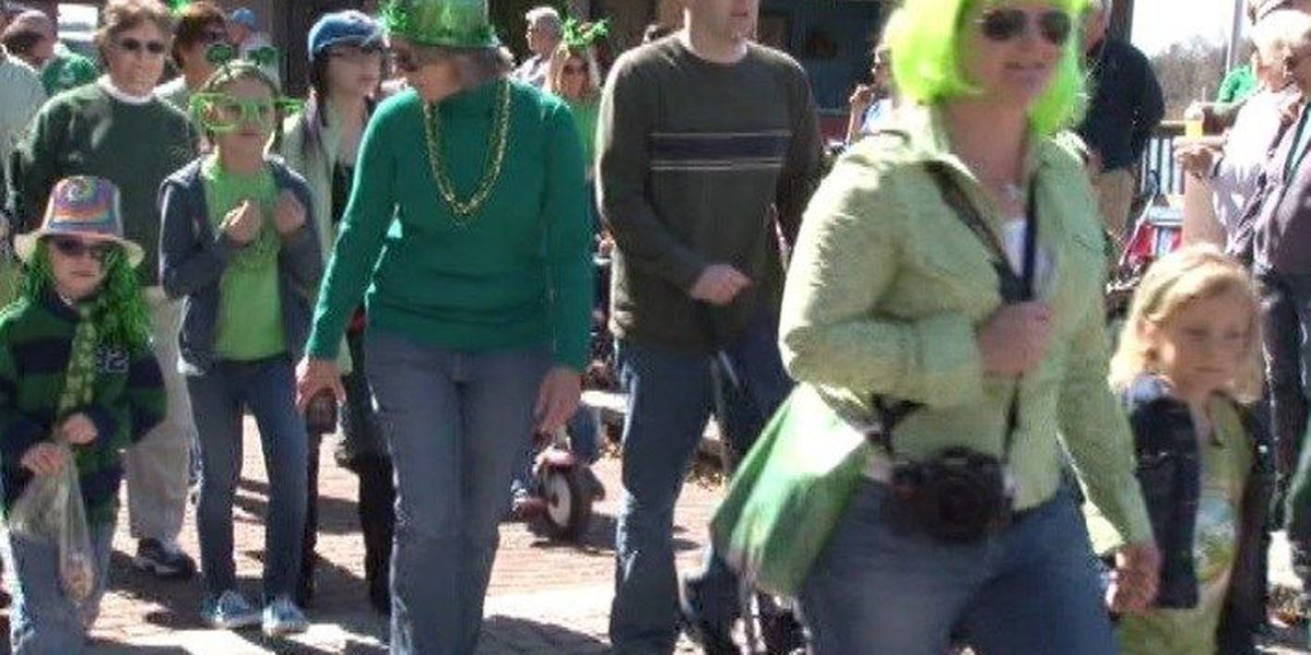 Traffic impacts during St. Patrick's Day parade