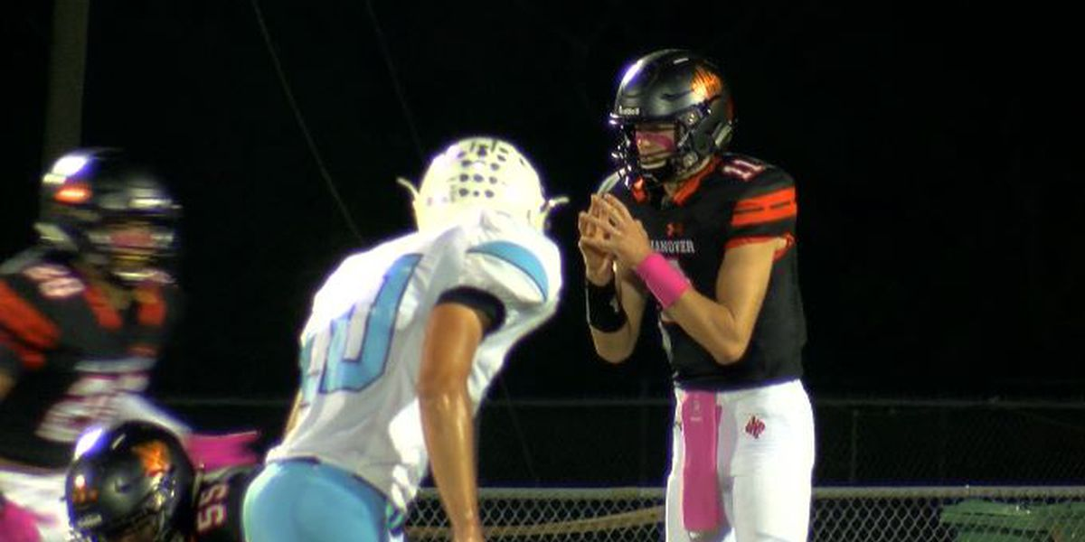 New Hanover's Blake Walston named WECT Athlete of the week