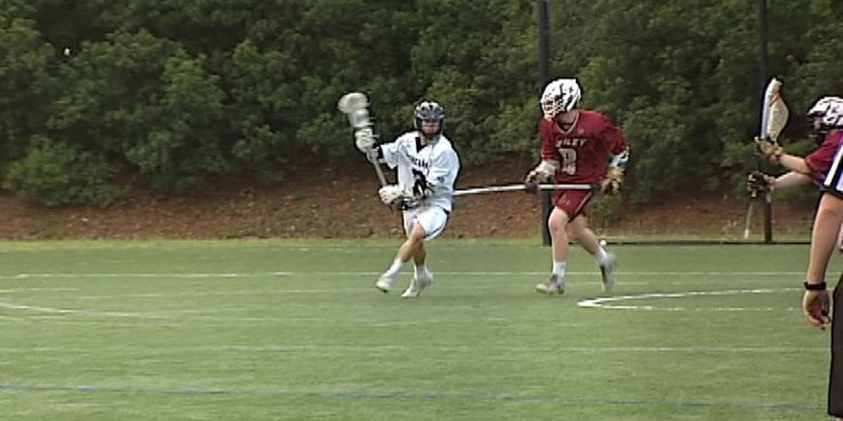 Cape Fear Academy's Cole Boggio named WECT Athlete of the Week