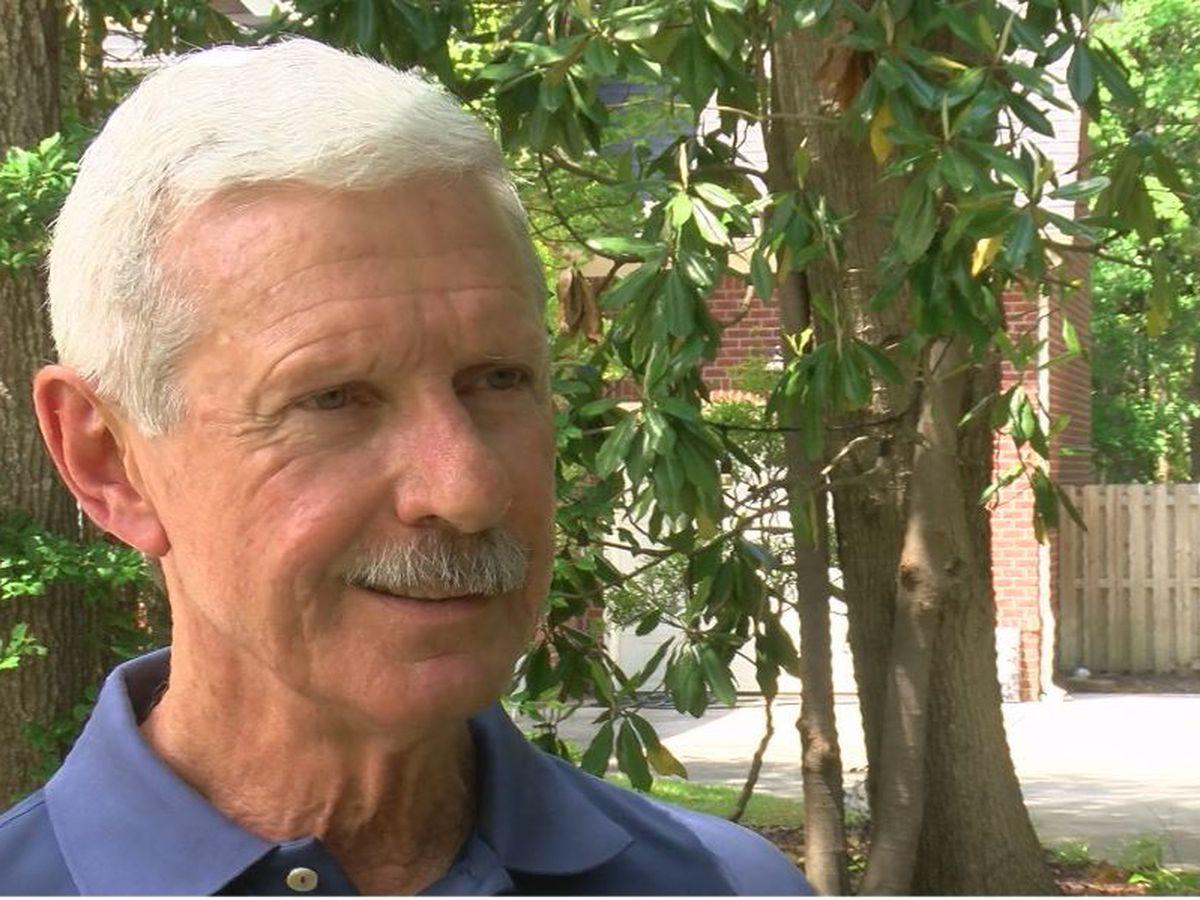 Meet Bill Rivenbark, a candidate in the republican primary for a seat on the New Hanover County Board of Commissioners.