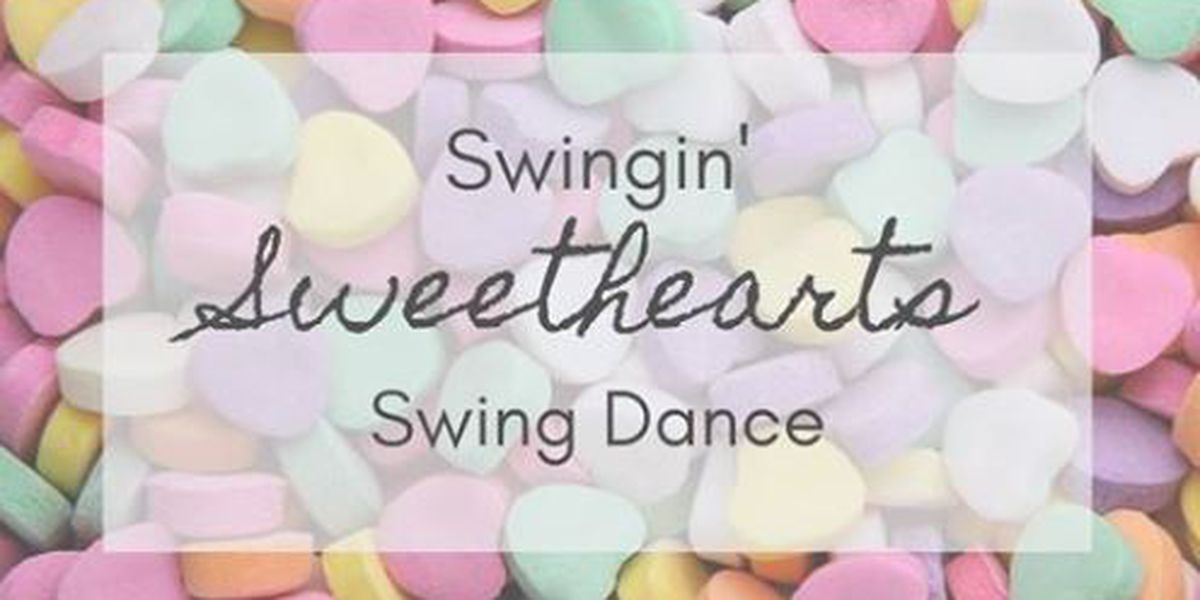 Swing dance with your sweetheart this weekend