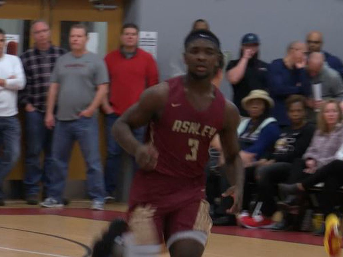 Ashley High School's Mikai Stanley named WECT Athlete of the Week