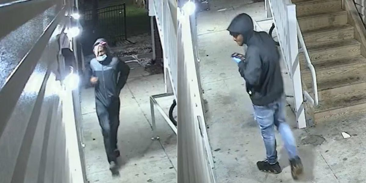 WPD looking for suspects in armed robbery of delivery driver
