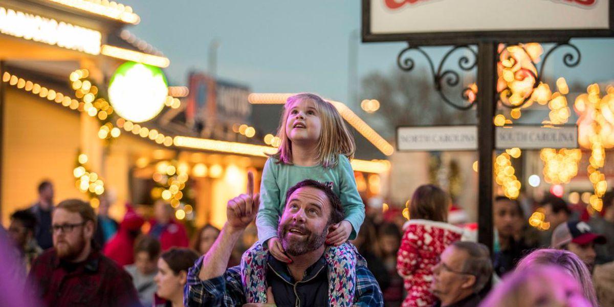 Carowinds Winterfest returns this weekend