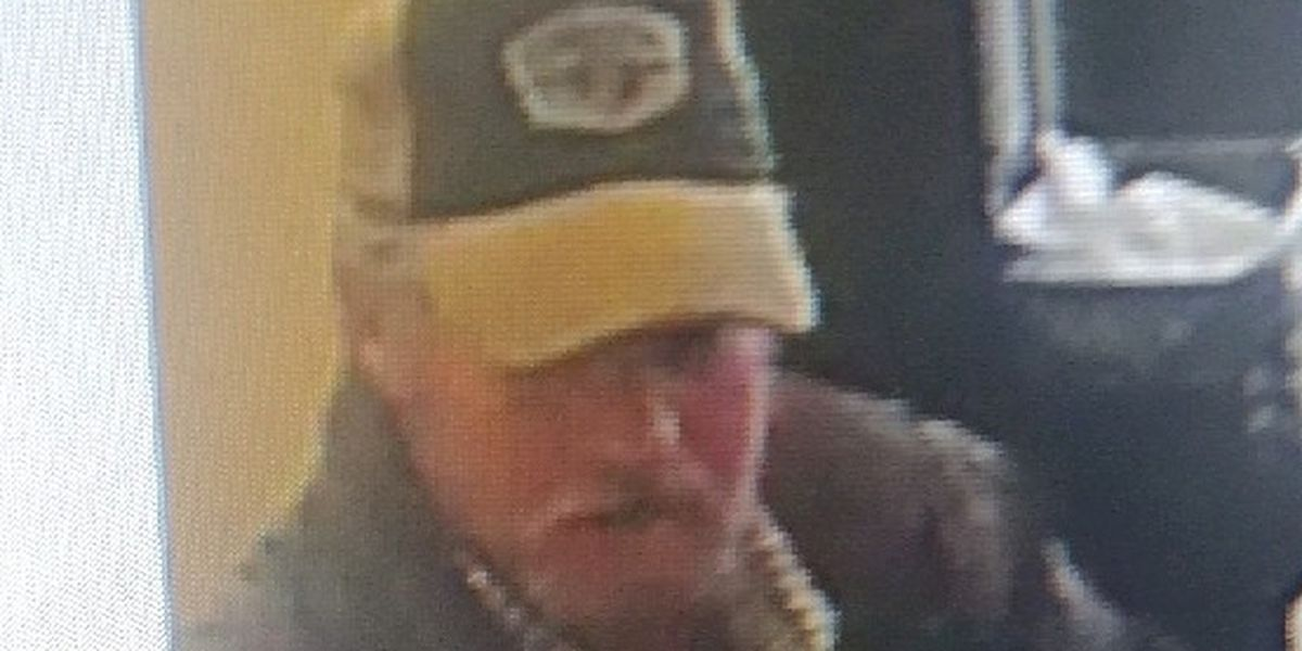 UPDATE: Larceny suspect last seen at Lowes Foods store in Wilmington