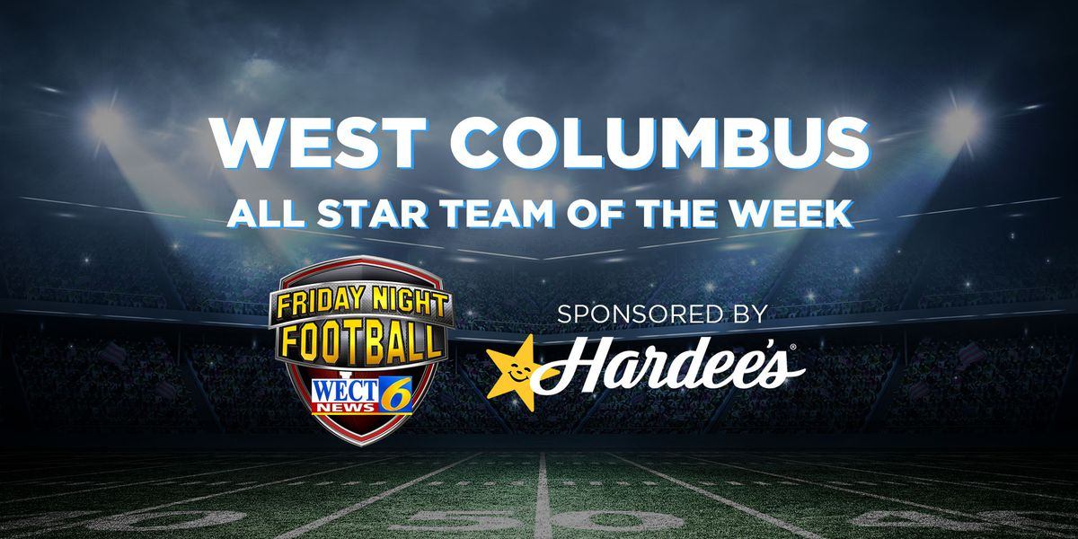 WECT All Star team for week two