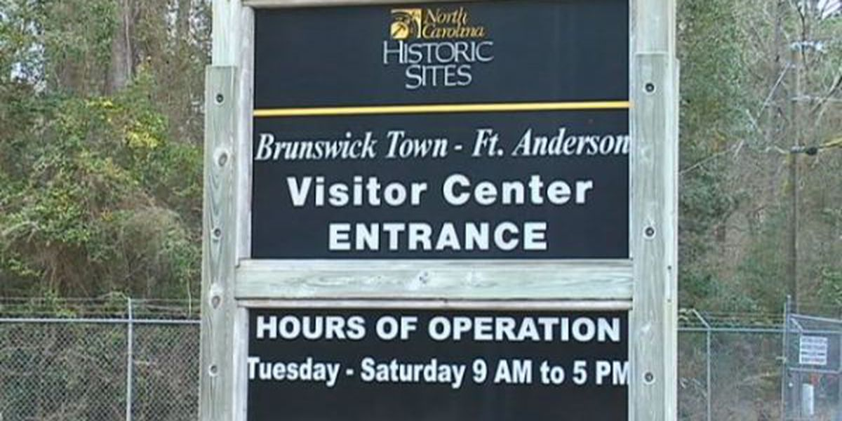 Brunswick Town/Fort Anderson to reopen today