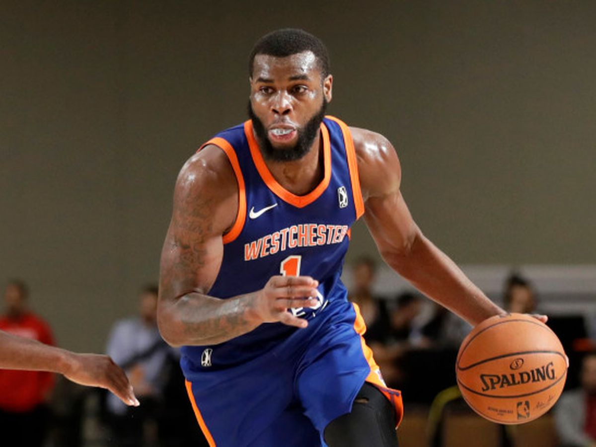 Kadeem Allen signs two-way contract with New York Knicks