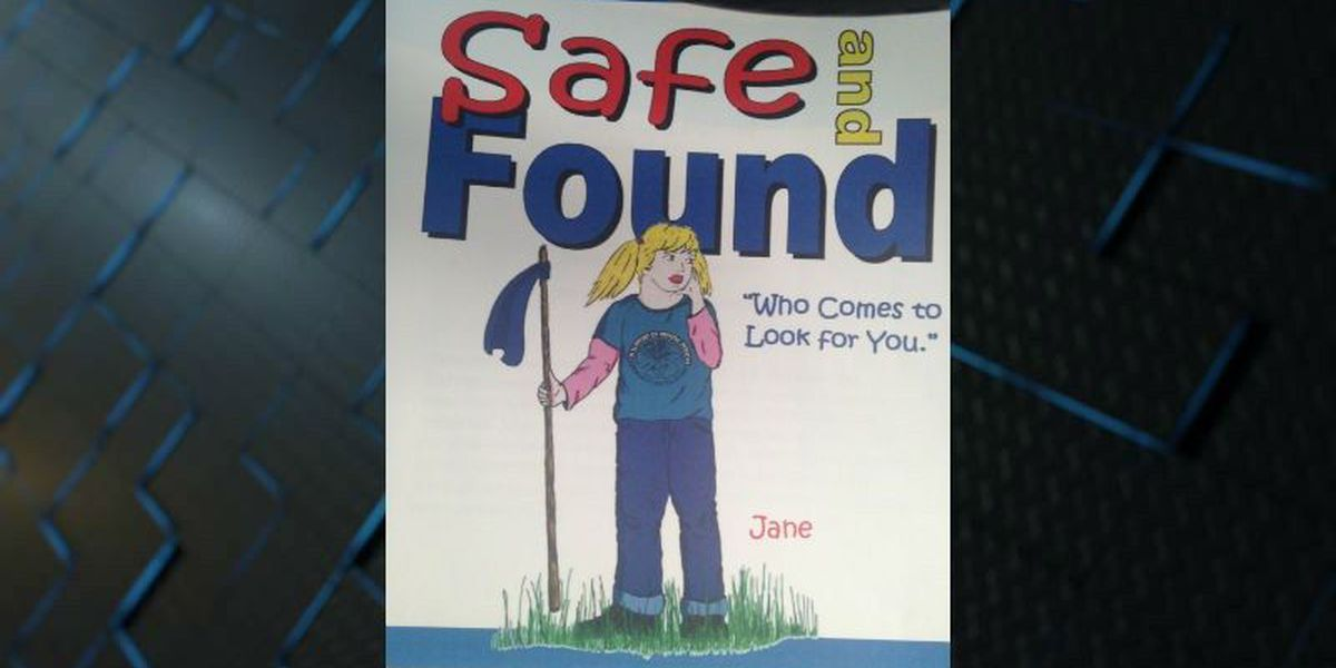 Founder of CUE Center creates book to prevent missing children