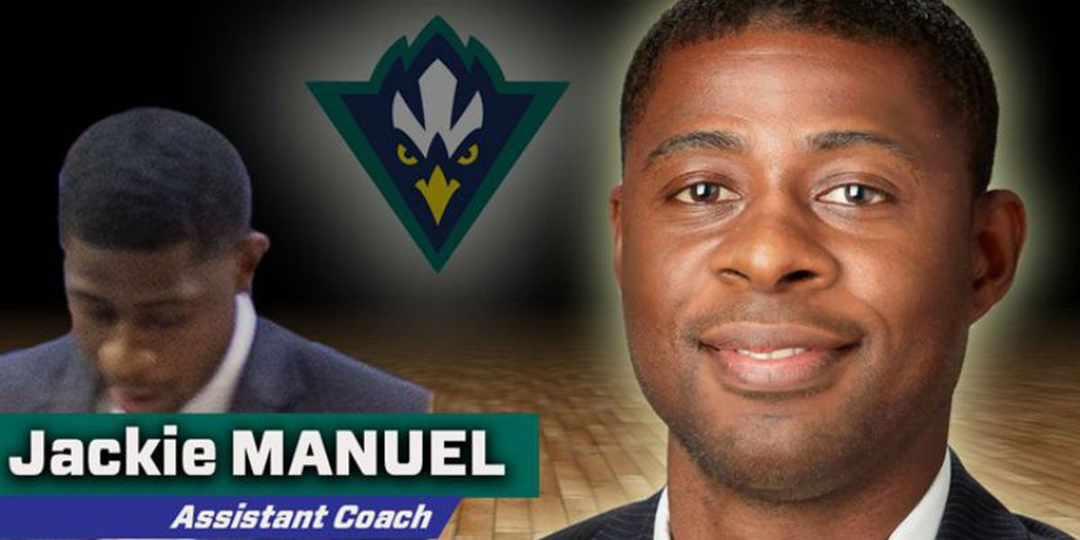 Former Tar Heel Manuel hired as assistant coach at UNCW