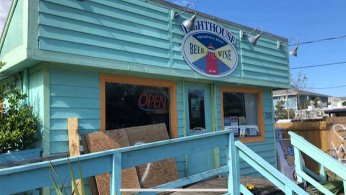 Beach town announces plan to attract tourists after Hurricane Florence