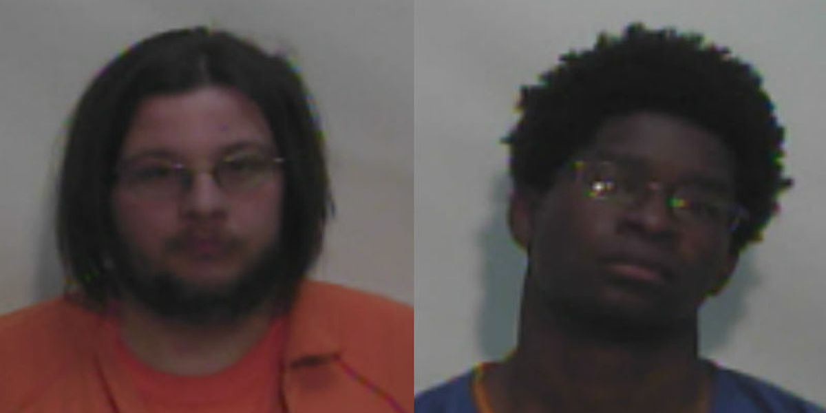 Pair get prison time for assaulting woman, dog with bat during Columbus Co. home invasion