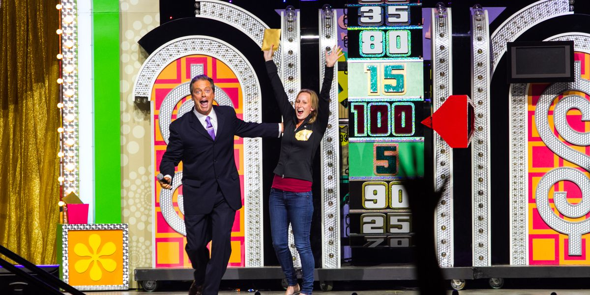 Wilson Center announces 'Price Is Right Live' to return, Trace Adkins concert date pushed back to 2022