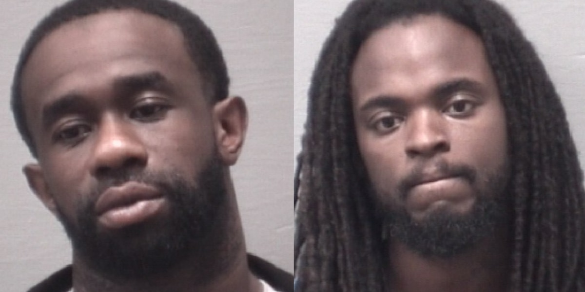 Wilmington police arrest two men accused of robbing a family and a couple