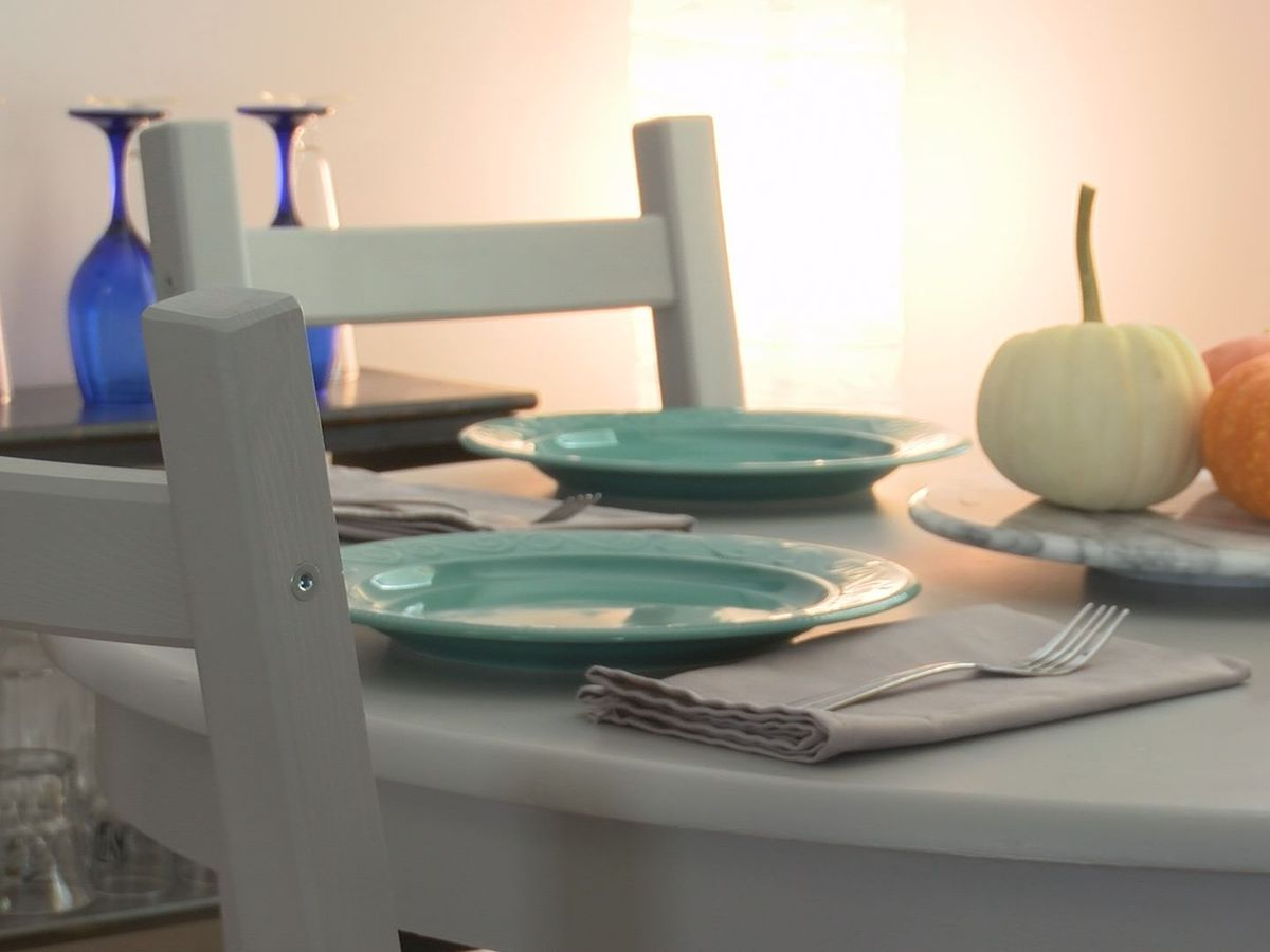 Tips to host a smaller but memorable Thanksgiving meal