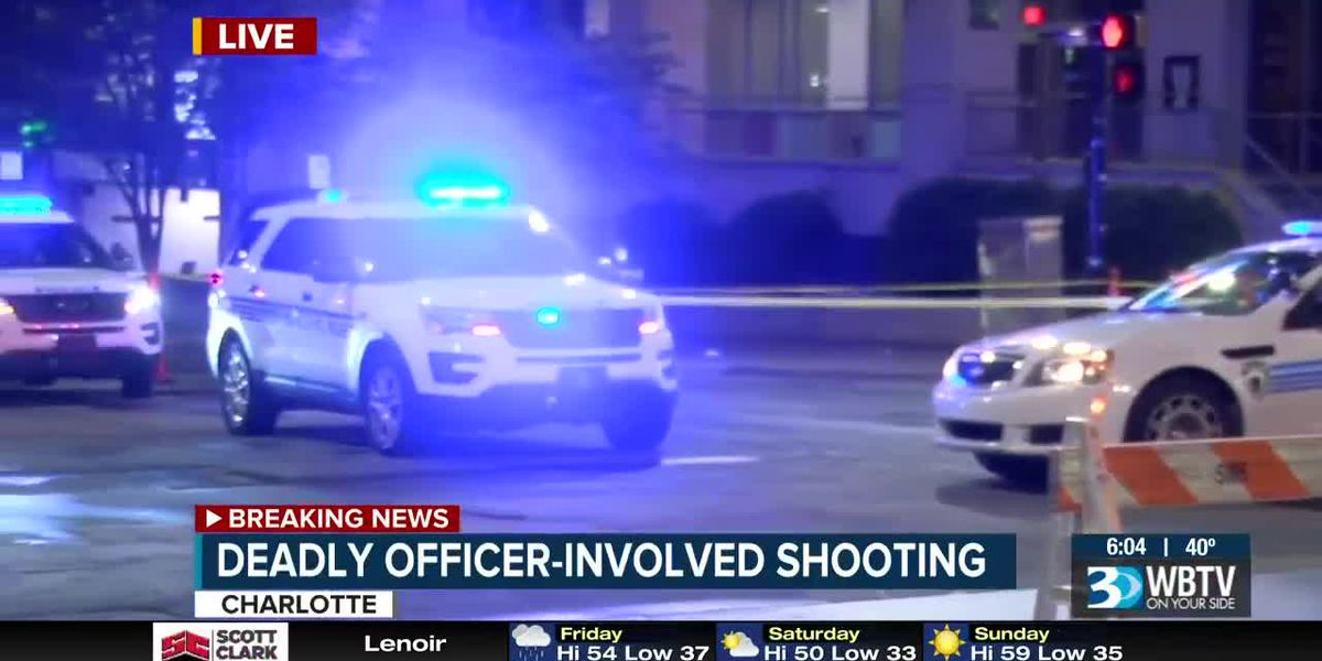 Identities released in deadly officer-involved shooting at Charlotte's Epicentre