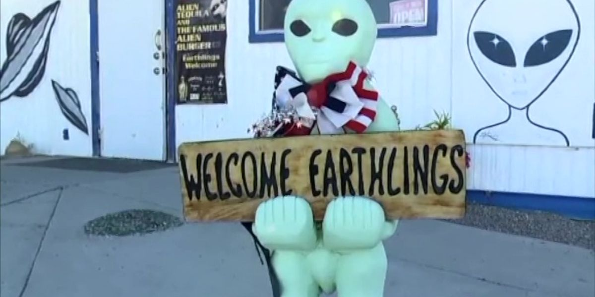 Creator of 'Storm Area 51' event says not to take it seriously