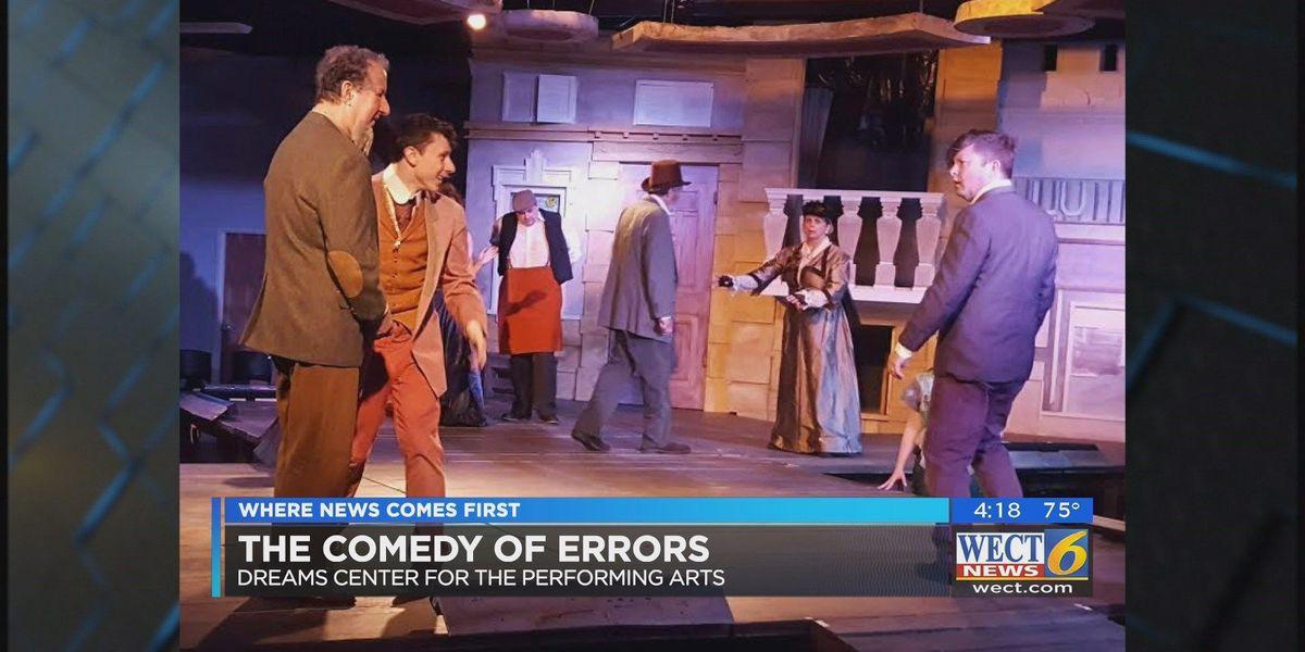 Dram Tree Shakespeare will perform 'Comedy of Errors'