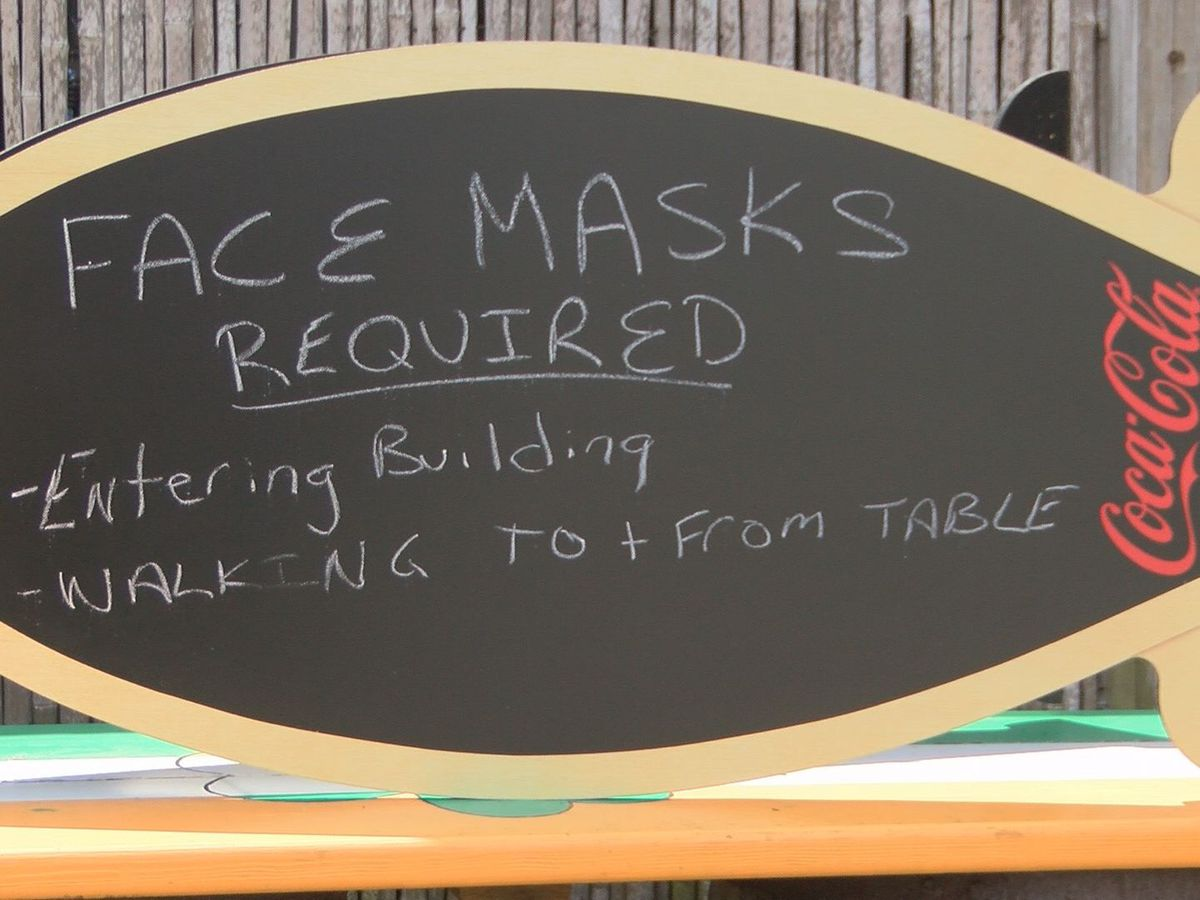 """It causes confrontation"": Business owners grapple with mask mandate"