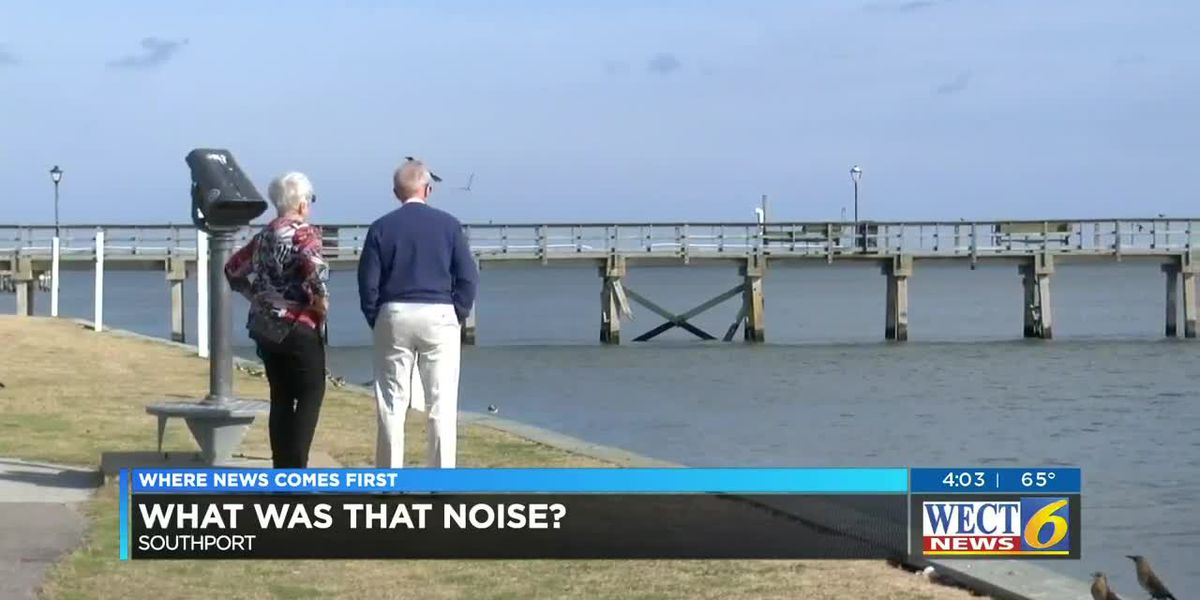 As massive, mysterious booms rock Cape Fear region once again, law enforcement officers check things out