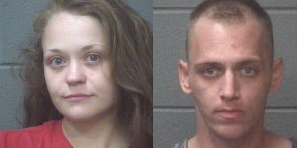 Hampstead woman among 2 charged with rash of Onslow County vehicle break-ins