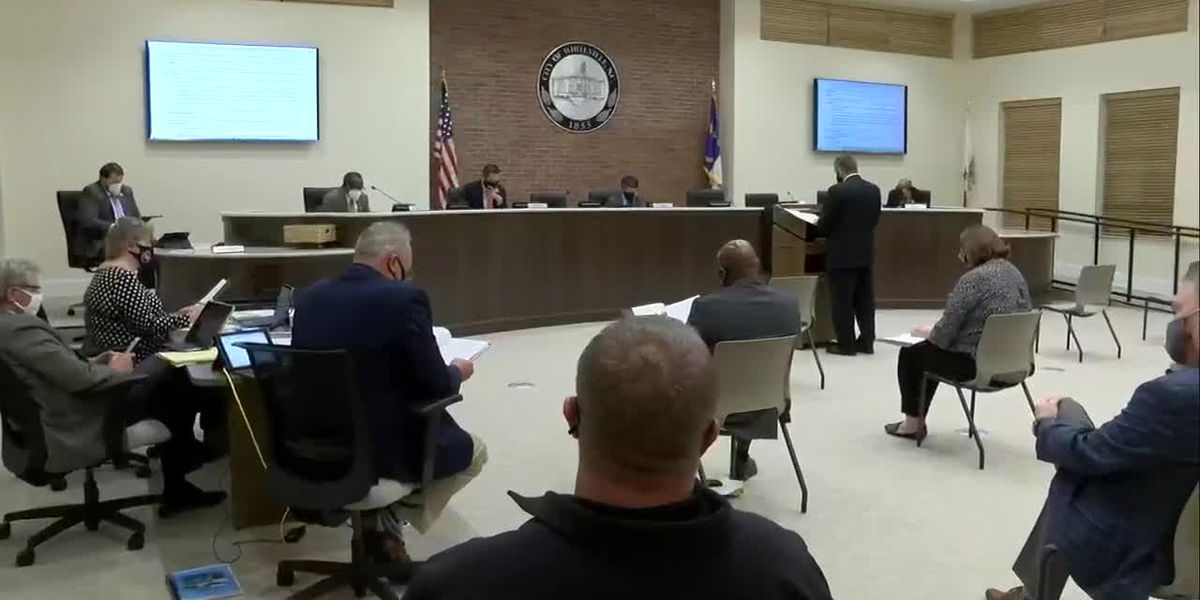 Whiteville City Council addresses vacant seat and murals for downtown