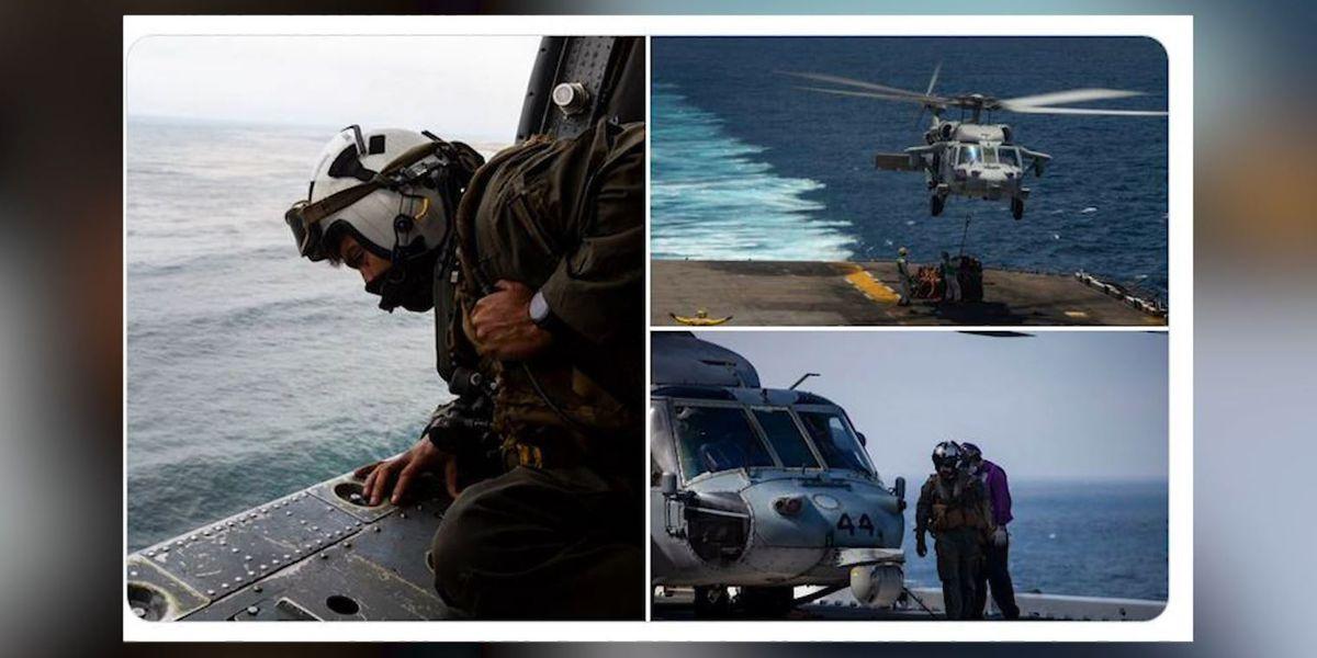 Marines halt search for 8 missing troops, all presumed dead