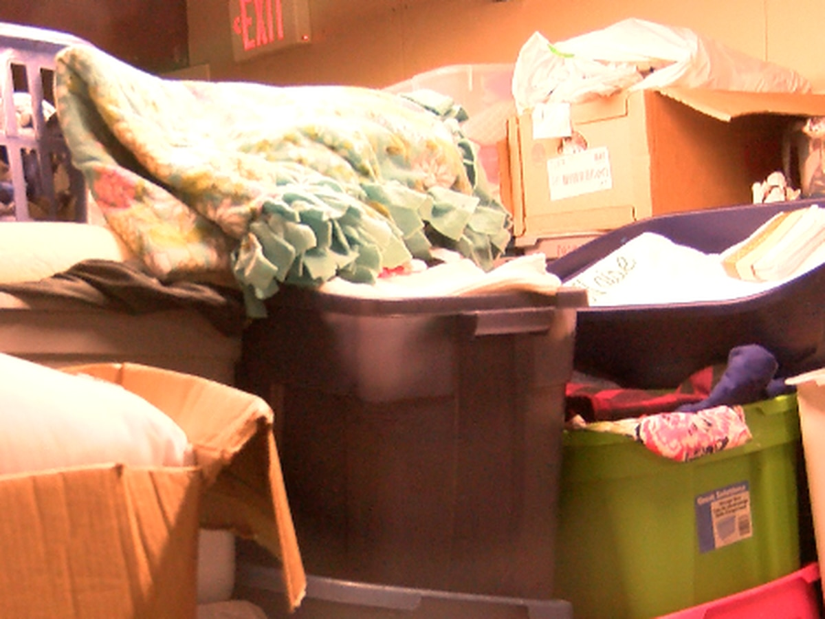 Pender County church helps hurricane victims with free clothing drive this weekend