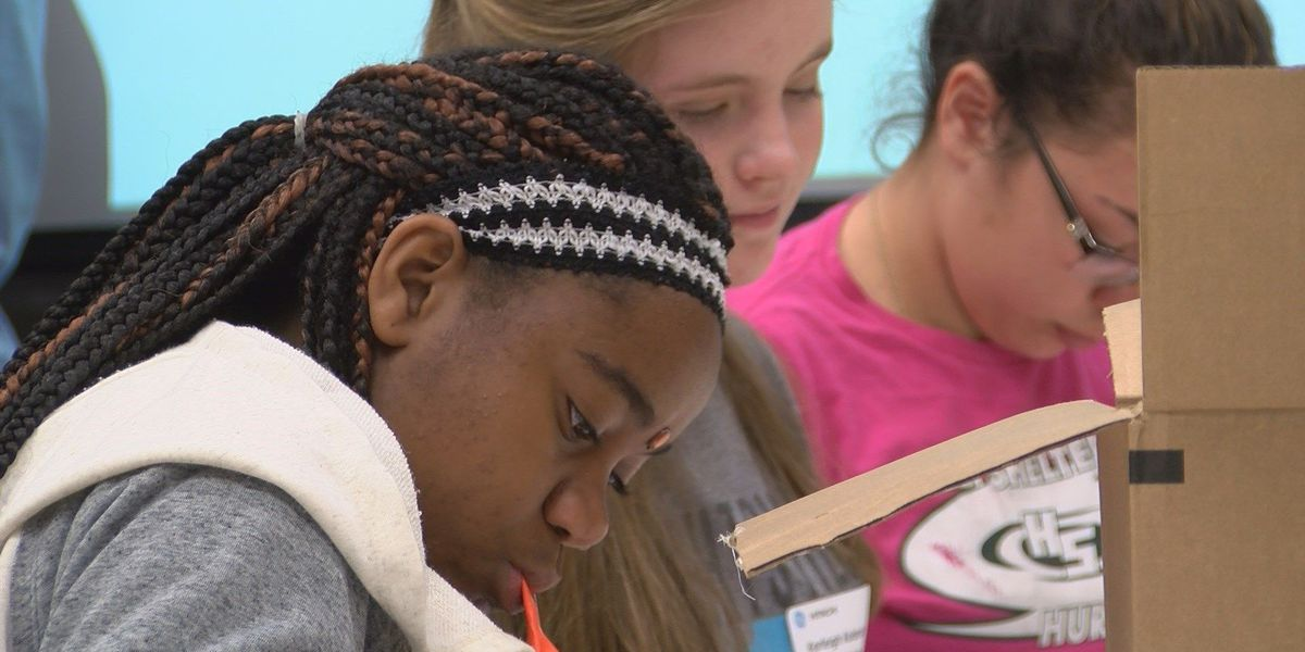 GE Hitachi hosts Girls in Technology Summit at UNCW
