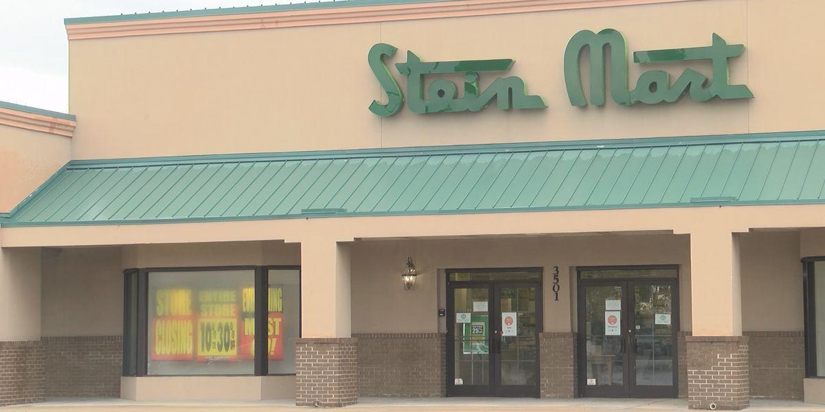Stein Mart in Wilmington set to close its doors