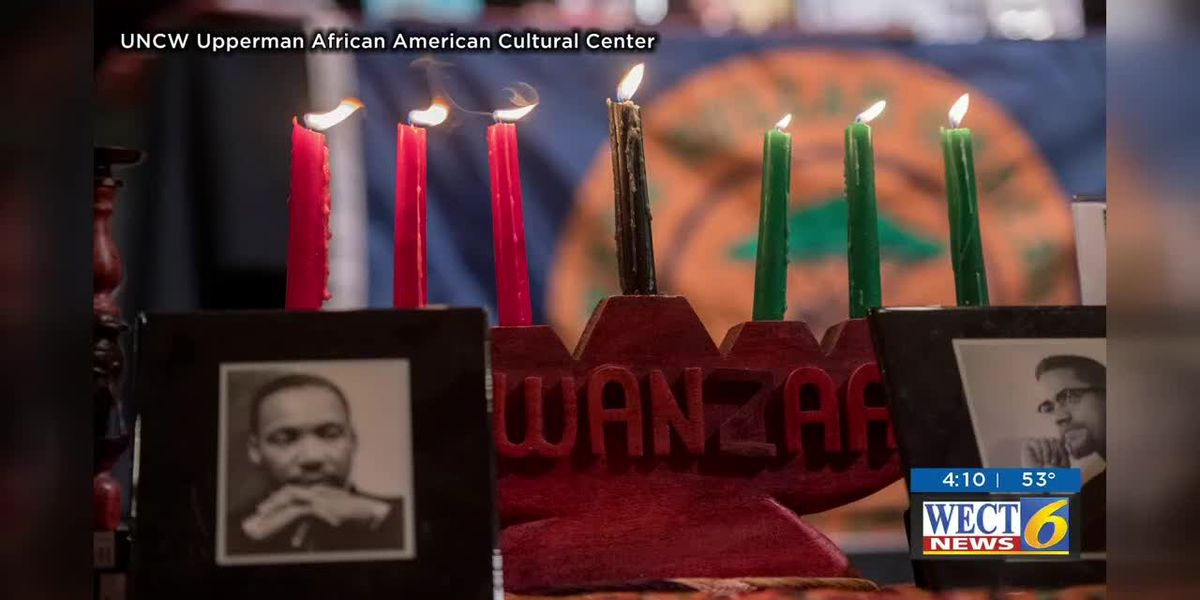 Learn about the celebration of Kwanzaa at UNCW