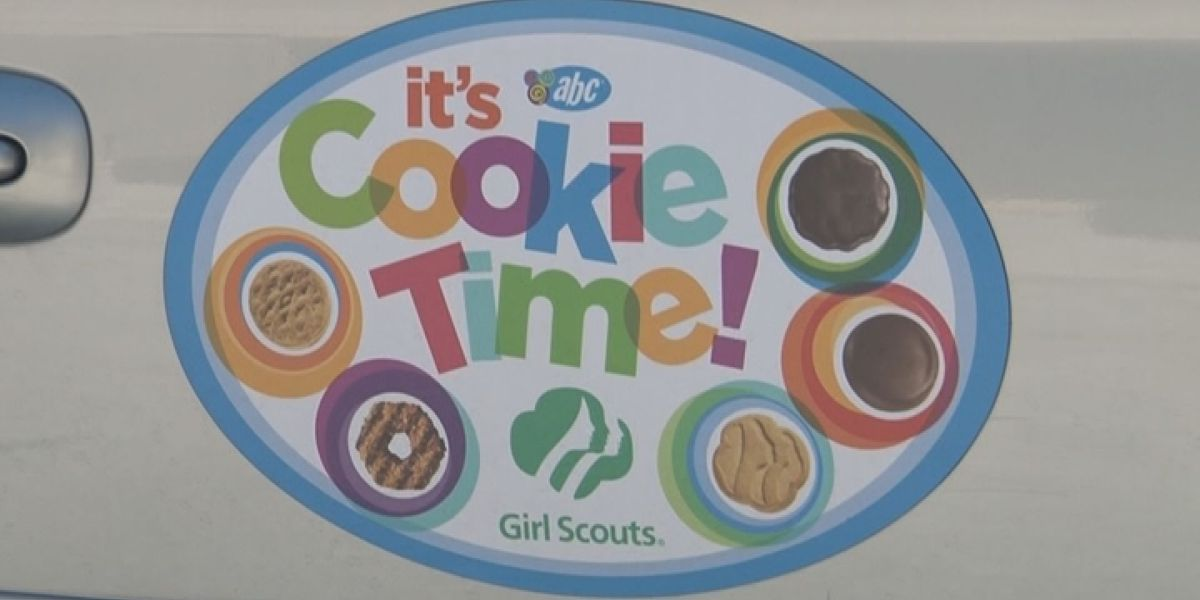 Bring your sweet tooth: Girl Scout cookies season kicks off this weekend with Cookie Palooza