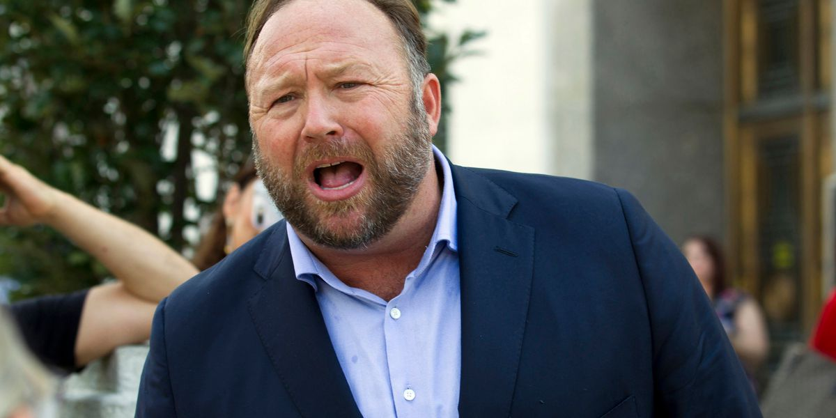 Supreme Court nixes Alex Jones' appeal in Sandy Hook shooting case