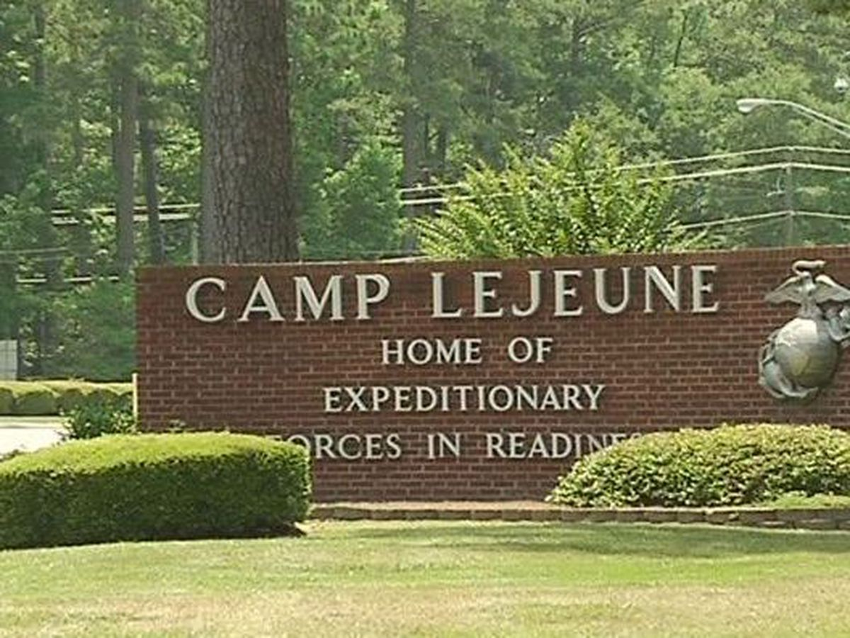 Class action suit filed over 'disgusting and unacceptable' housing conditions at Camp Lejeune