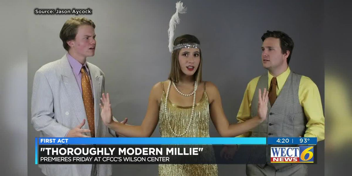 Talented, young thespians star in 'Thoroughly Modern Millie' as part of new theater program