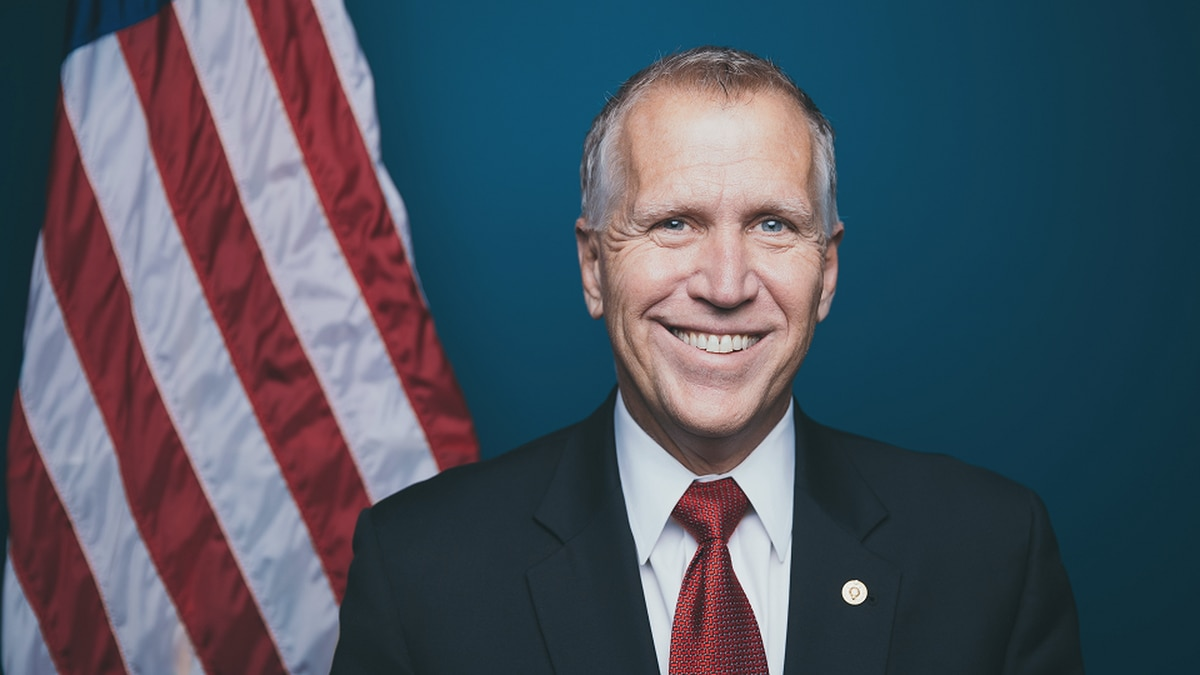 Thom Tillis issues statement on President Trump's proposal