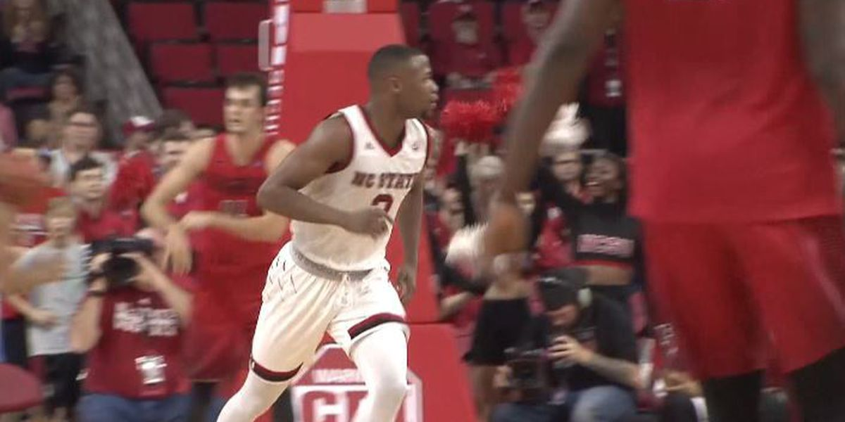 N.C. State's Torin Dorn declaring for NBA Draft, but won't hire an agent