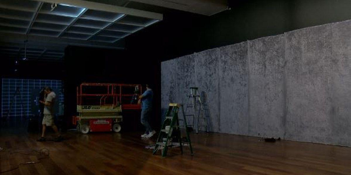 Cameron Art Museum goes high tech