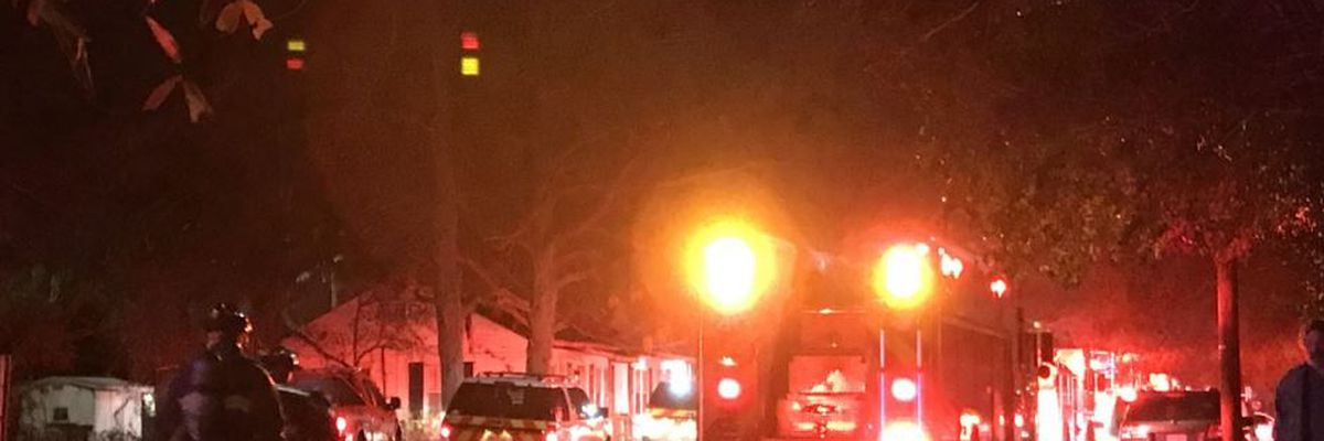 Wilmington crews investigate Thursday night house fire