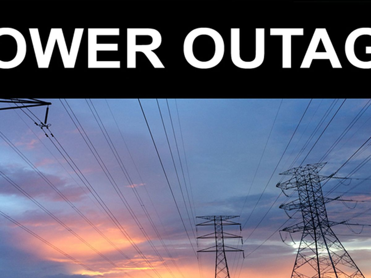 UPDATE: More than 120,000 customers without power in region due to Isaias