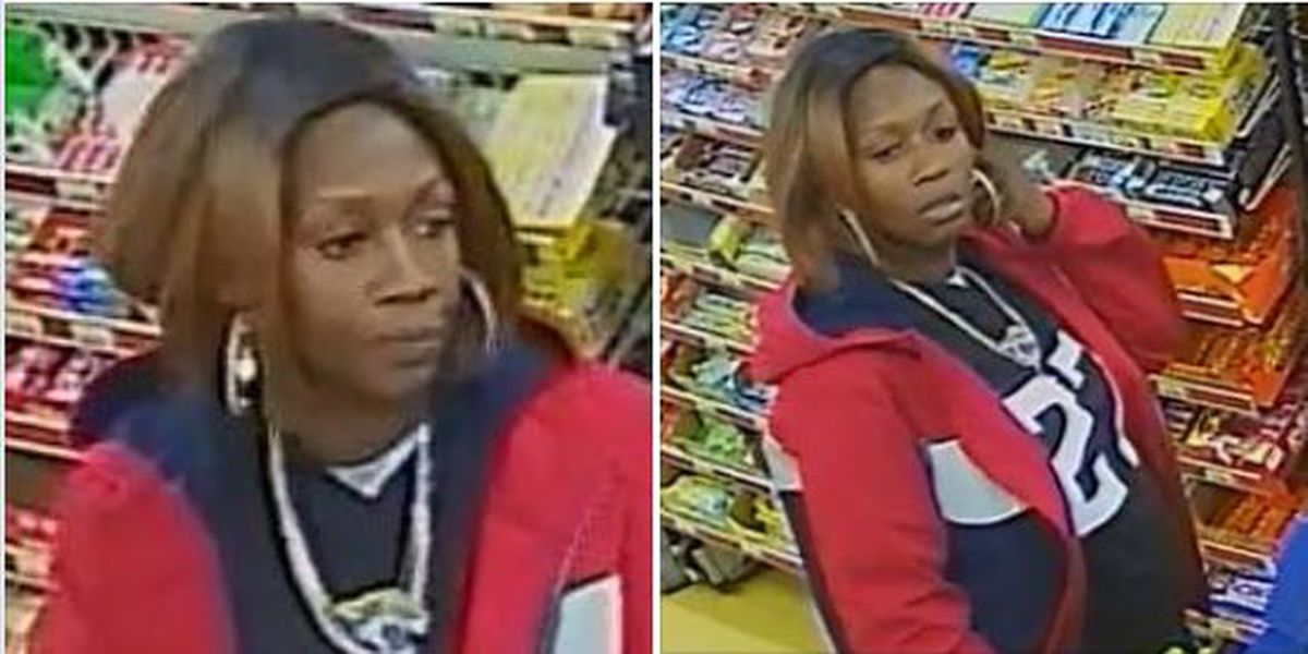 DO YOU RECOGNIZE HER? WPD trying to identify larceny suspect