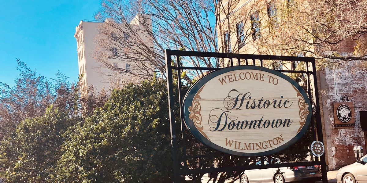 Downtown Wilmington surges post-Hurricane Florence