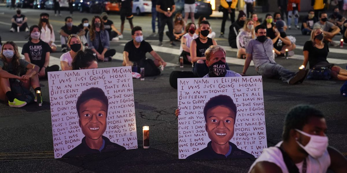 City probe faults overall police treatment of Elijah McClain