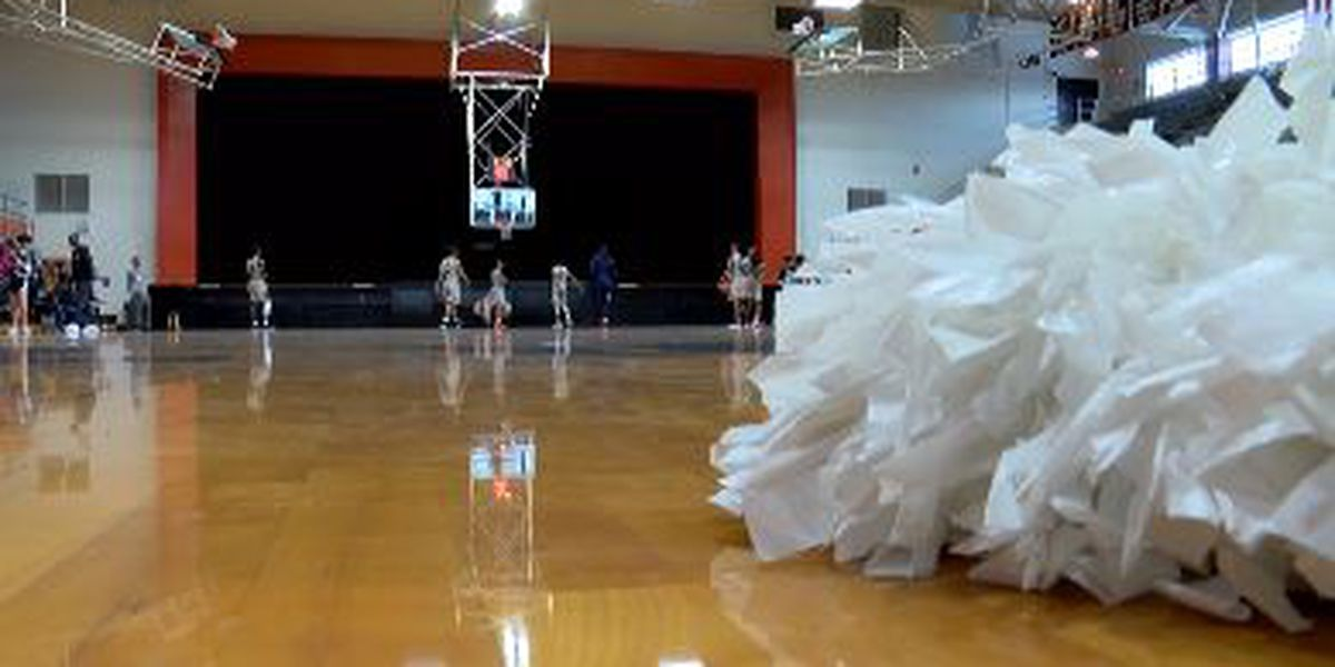 Gym floor at New Hanover High's Brogden Hall to be replaced