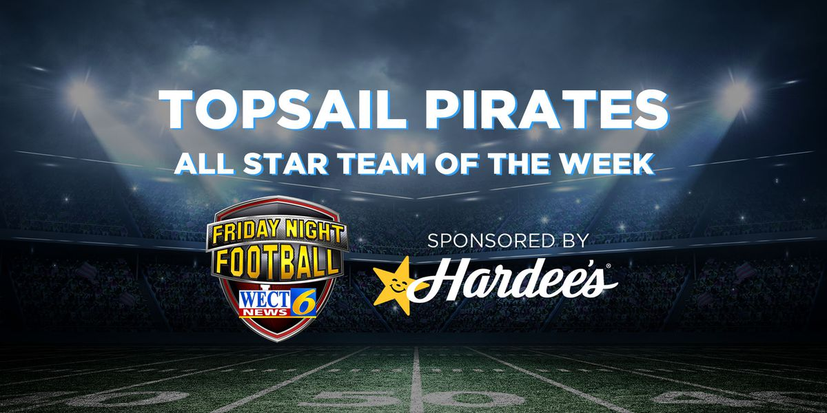 WECT All Star Team of the week
