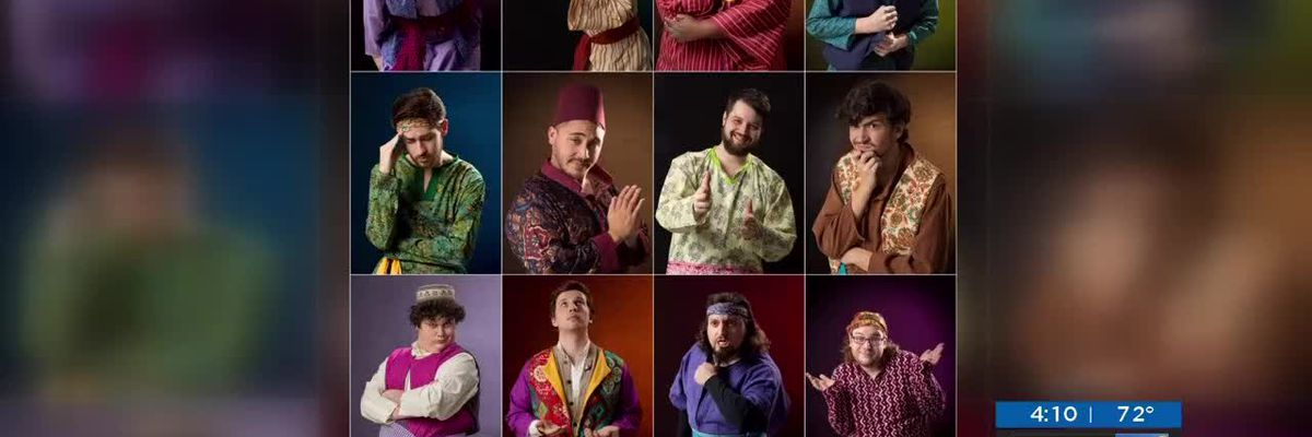 'Joseph and the Amazing Technicolor Dreamcoat' features forty Wilmington community members